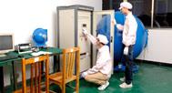雷蒙照明光谱测试室