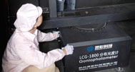 LED光学照度检测仪器