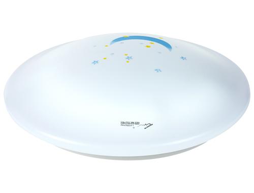 荧光圆盘吸顶灯LMXD-230 22W蓝月亮