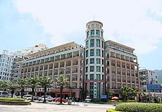 深圳黄金海岸商场