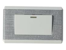 灵智C118系列1-1(C)银色开关