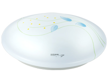 荧光圆盘吸顶灯LMXD-230 22W三叶草