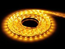 黄色低压霓虹灯带